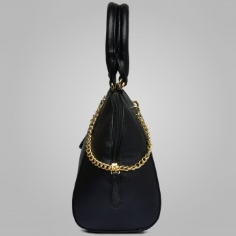 LAVIE Chain Embellished Handbag