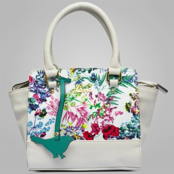 LAVIE Floral Printed Handbag