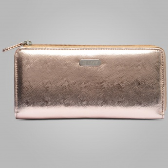 LAVIE Solid Sheen Party Wallet
