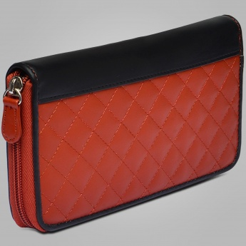 LAVIE Stitched Style Wallet
