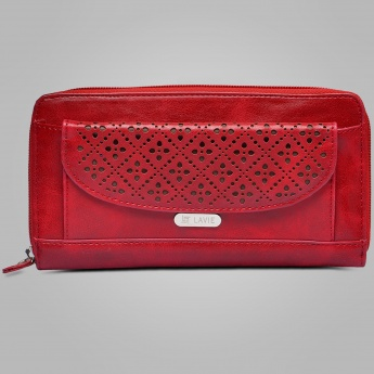 LAVIE Cutout Intricate Wallet