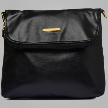 DAVID JONES Solid Dusky Sling Bag