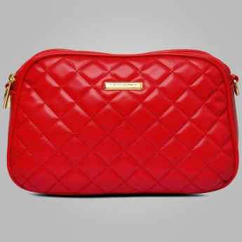 DAVID JONES Quilted Purse