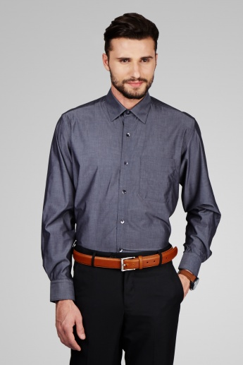 LOUIS PHILIPPE Full Sleeves Regular Fit Shirt