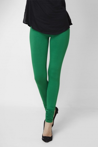 MELANGE Solid Leggings