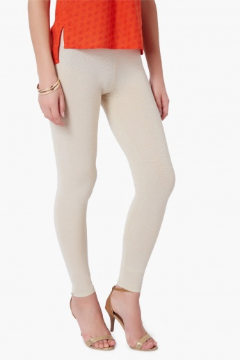 MELANGE Shimmery Leggings