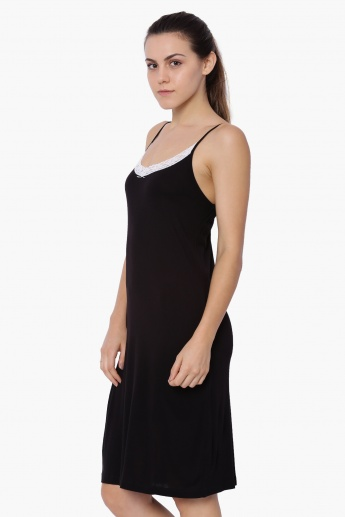 STRINGS Strappy Night Dress