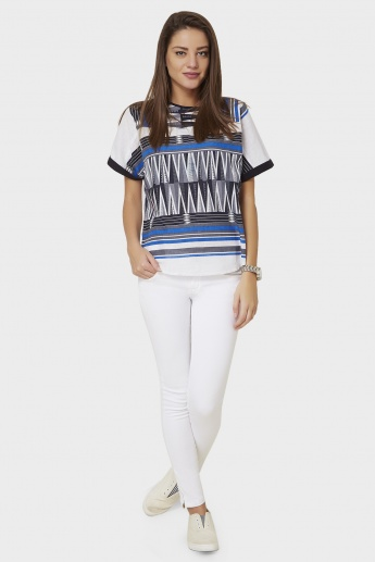 AND Tribal Instinct Blouse