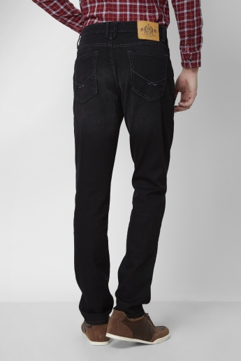 U.S. Polo Assn. Lightly Faded Slim Fit Jeans
